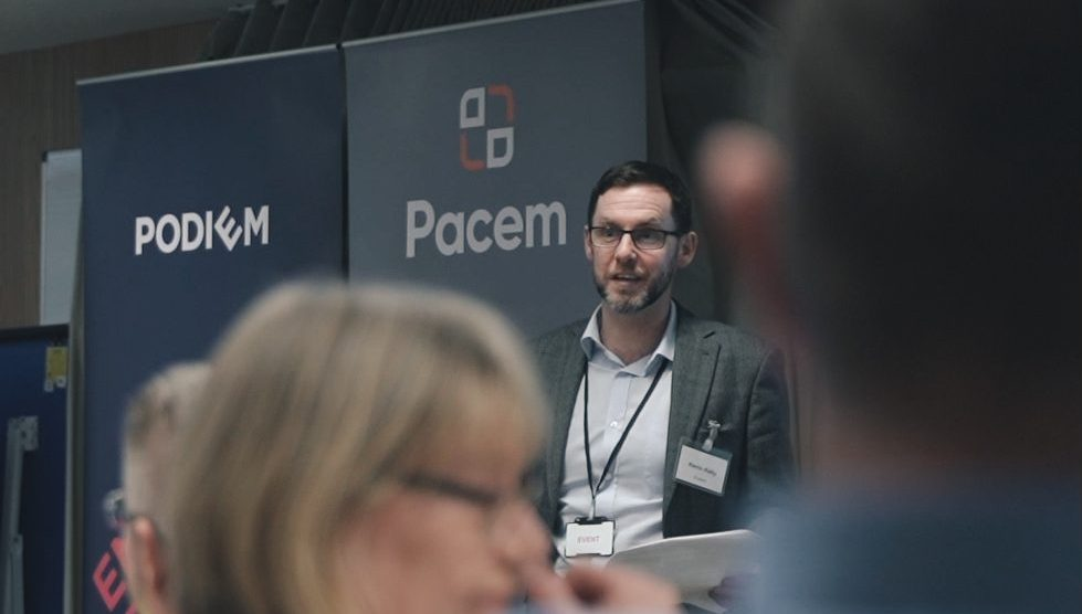 Pacem supports the Story Strategy Traction Labs